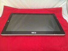 "Nabi Big Tab 20"" 16GB WiFi Android 4.4.2 HD Tablet DMTAB-NV20A Tested ""Chipped"""