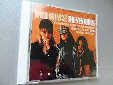The Ventures - History Box Vol 3 - Wild Things & Guitar Freak Out music CD!