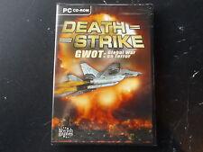 La MORTE GWOT Strike: Global guerra al terrorismo PC-CD nuovo sigillato (gioco di combattimento dell'aria)
