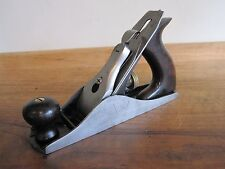Antigue Vintage Stanley No. 3 Type 6 (1888-1892) Smooth Woodworking Plane Tool