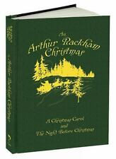 Calla Editions: An Arthur Rackham Christmas : A Christmas Carol and the Night...