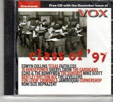 (FD629A) VOX Class Of '97 - sealed 1997 Vox Magazine CD