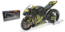 Minichamps Yamaha YZR-M1 Test 2007 Sepang - Valentino Rossi 1/12 Scale