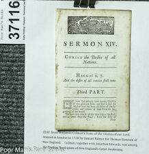 Leaf From First Germantown Bible 1743 First Bible Printed In America In European
