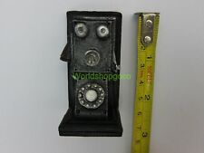 "1/6 to 1/8 Scale WWII Vintage Wall Hanging Western Telephone for 12"" Figure"
