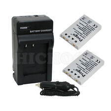Progo 2 Battery & Charger Combo Kit for Nikon EN-EL5 Coolpix P5100 P6000 P80 P90