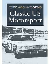 Ford Archive Gems: Classic US Motorsport (2012, DVD NIEUW)