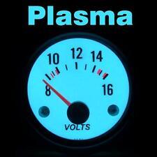 Voltanzeige Plasma Voltmeter Volt Anzeige Instrument 12V Gauge Instrument Plasma