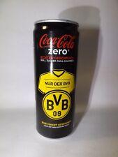 COCA COLA Borussia Dortmund  Dose 0,33 Neu Voll  limited edition