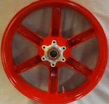 G0309.02A8AYZ NEW In Box Buell Rear Sunset Orange Wheel, All XB'S & 1125's