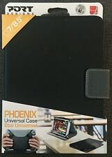 "Phoenix Universal Case For iPad Mini / Galaxy Tab (7 / 8.5"") New"