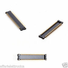 CONNETTORE FLEX TOUCH SCREEN E VETRO PER APPLE IPHONE 5 5G__FLAT FPC PCB SALDARE