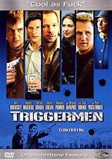 Triggermen ( Krimi-Komödie )- Claire Forlani, Donnie Wahlberg, Pete Postlethwait