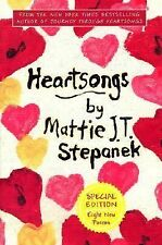 Heartsongs - Mattie Stepanek (Hardcover) Special Ed. with 8 New Poems