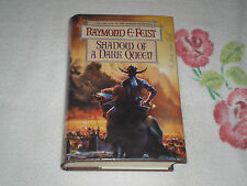 SHADOW OF A DARK QUEEN by RAYMOND E. FEIST    *Signed*  -BCE-  -DM-