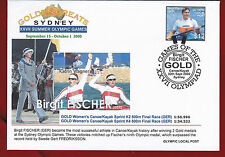 Australia 2000 Sydney Olympic, Local Post, Brigit Fischer, $12, One Stamp Only