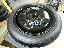 2013 2014 2015 FORD FUSION SPARE TIRE WHEEL DONUT 16""