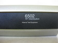 6502, Symmetricom, RF Distribution, 6 MONTH WARRANTY!
