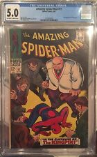 The Amazing Spiderman Episode #51 CGC GRADED 5.0