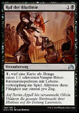 2 Call the Bloodline / Ruf der Blutlinie (mint, Schatten über Innistrad deutsch)