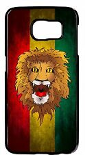Cute Rasta Bob Marley Reggae Rastafari Lion Case Cover For Samsung Galaxy Note 5