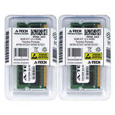 8GB KIT 2 x 4GB Toshiba Portege M780-S7231 M780-S7234 M780-S7240 Ram Memory