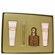 FANCY 4 PIECES SET FOR WOMEN WITH 3.4 OZ EDP SPRAY + MINI + BODY LOTION+SHOWER