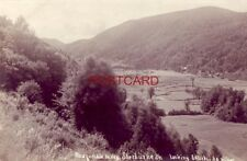 OTTAQUETCHEE* (sp) VALLEY, SHERBURNE, VT. Looking south - H B Miner photo