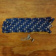 BICYCLE BMX CHAIN FOR 20 INCH BIKES SCHWINN OTHERS NOS BLUE