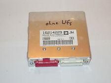 Motorsteuergerät ohne WFS Opel Astra F 1.6l 75PS X16SZR 16214229 JW D96020