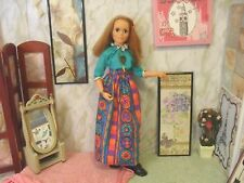 """NEW PEASANT BLOUSE MAXI SKIRT PANTIES by SSO DOLL CLOTHES fit IDEAL 21"""" HARMONY"""