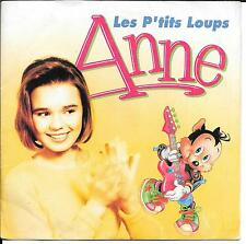 "45 TOURS / 7"" SINGLE--ANNE--LOES P'TITS LOUPS / UN P'TIT GRAIN DE FOLIE"