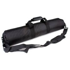 "21"" 55cm photography Padded Light Stand umbrella Tripod Carrying Bag Case black"