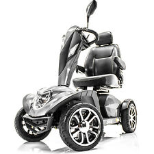 "COBRA GT4 Heavy Duty 20"" Power Electric Mobility Scooter 4-wheel + REAR BASKET"