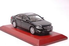 Toyota Camry car model in scale 1:43 black