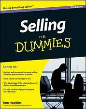 Selling For Dummies, Tom Hopkins, Good Book
