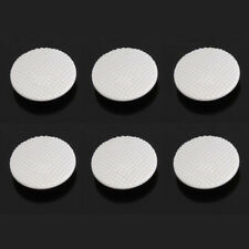 6x blanc analogique joystick bouton manette cap sony psp 1000 1003 1004 fat