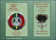 Royale Car Grill Badge - THE QUEEN'S OWN CAMERON HIGHLANDERS - B2.3485
