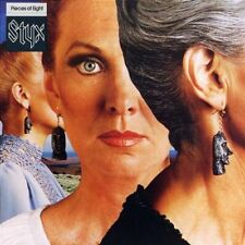 STYX CD - PIECES OF EIGHT - NEW UNOPENED - ROCK - A&M RECORDS