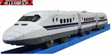 PLA-RAIL S-01 700 Bullet Train Shinkansen With Lights By Tomy Trackmaster Japan
