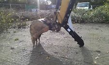360 midi digger, thumb grab, grapple for excavators 2.7t - 4t inc vat and post