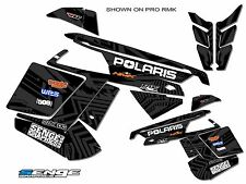 2005 2006 2007 POLARIS FUSION GRAPHICS KIT DECO WRAP DECOR 900 600