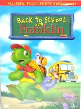 Franklin: Back to School With Franklin DVD,NEW! FREE SHIP! Learn Sing,Classroom
