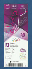 Orig.Ticket   Olympische Spiele LONDON 2012   MEXICO - JAPAN 1/2 FINALE  !!  TOP