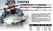 CANNA DA PESCA CORTEZ 12 - 20 LB OKUMA 2,23 MT JIGGING POPPING INCHIKU ROD