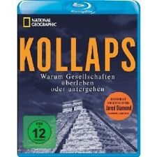 NATIONAL GEOGRAPHIC - KOLLAPS BLU RAY NEU