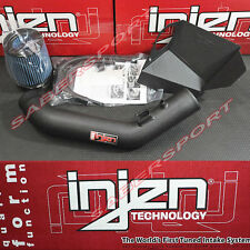 """IN STOCK"" INJEN WRINKLE BLACK AIR INTAKE 2012-2014 BMW 335i F30 AUTO TRANS ONLY"
