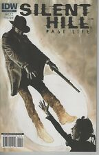 Silent Hill Past Life #4 comic book video game