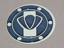 Real Carbon Fiber Fuel Gas Tank Cover Pad Sticker Decal For Benelli 300/ 600 New