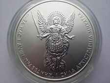 "Ukraine,One Hryvnya, ""Archangel Michael"" 1 oz 999,9 ,Silver 2011 year"